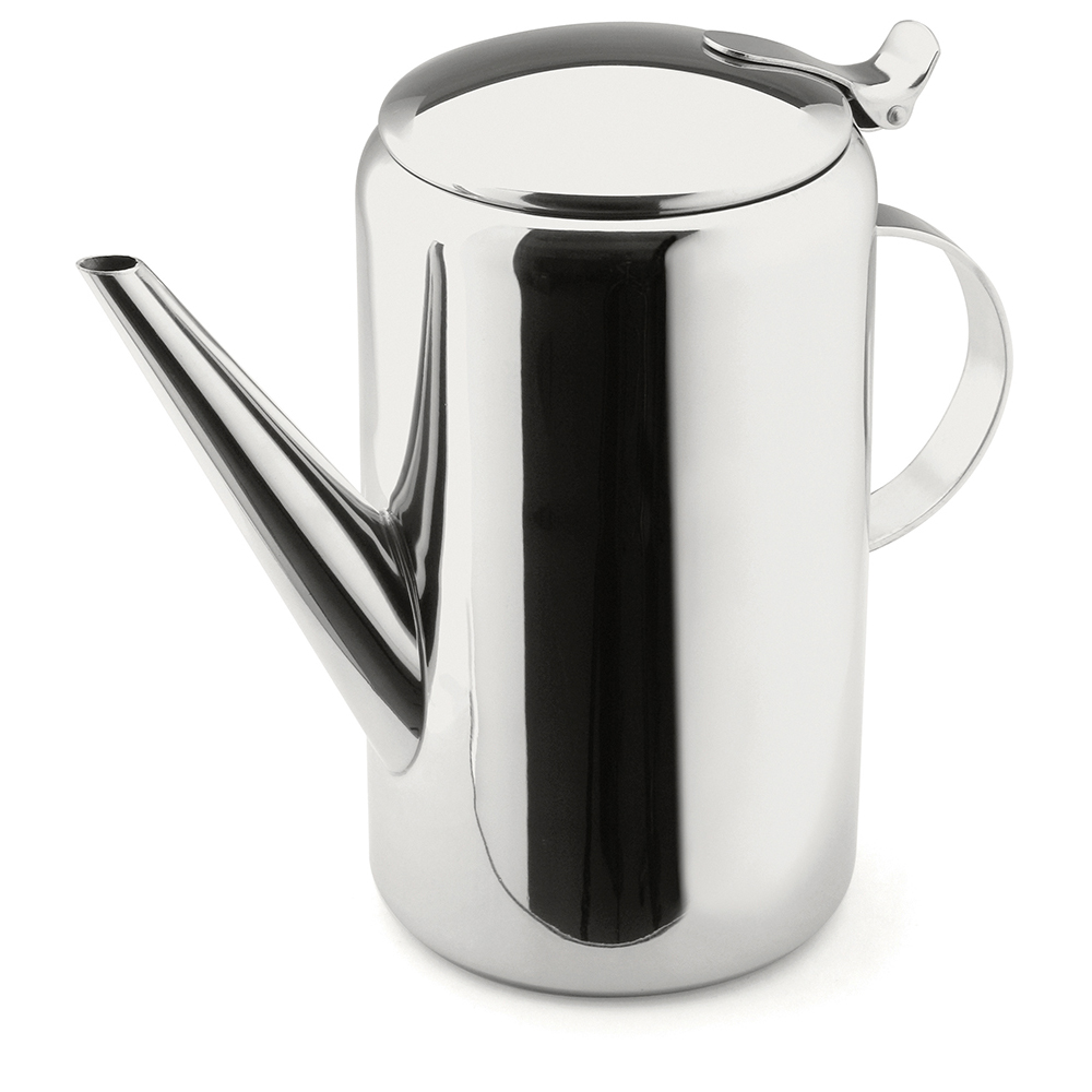Bule para Café 1,2 litros com Bico Aço Inox Forma