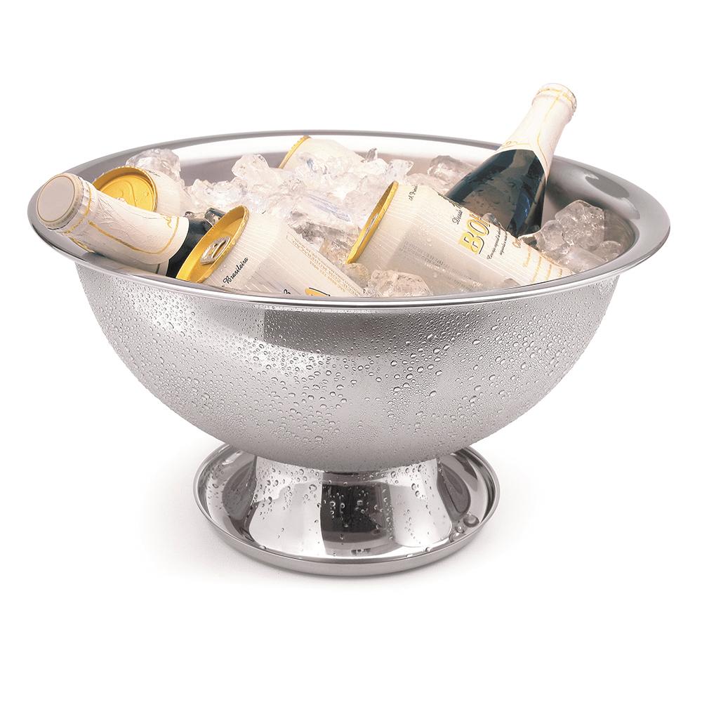 Champagneira Inox Perlage com Base Coletora 8 Litros Forma
