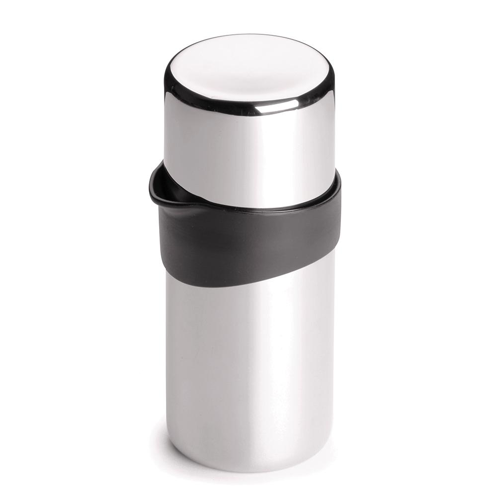 Conjunto com 6 Coqueteleiras Inox com Coador 600 ml Forma