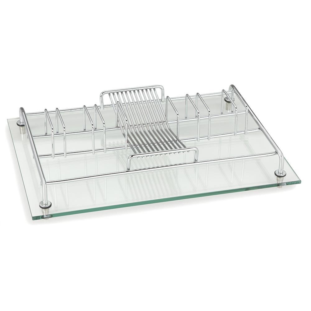 Organizador de Talheres Slim Capacidade 60 peças Vidro Forma
