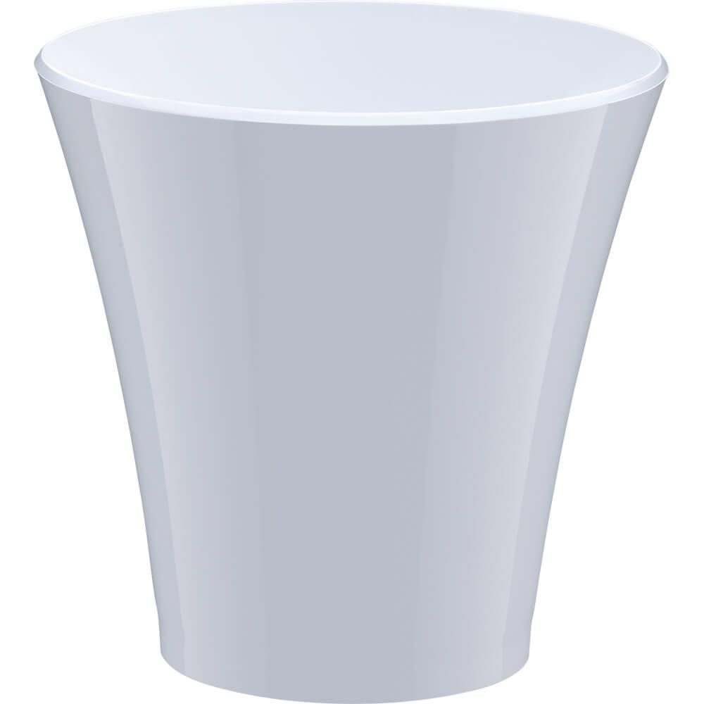 Champanheira Classic Branca Poliestireno 4,5 Litros