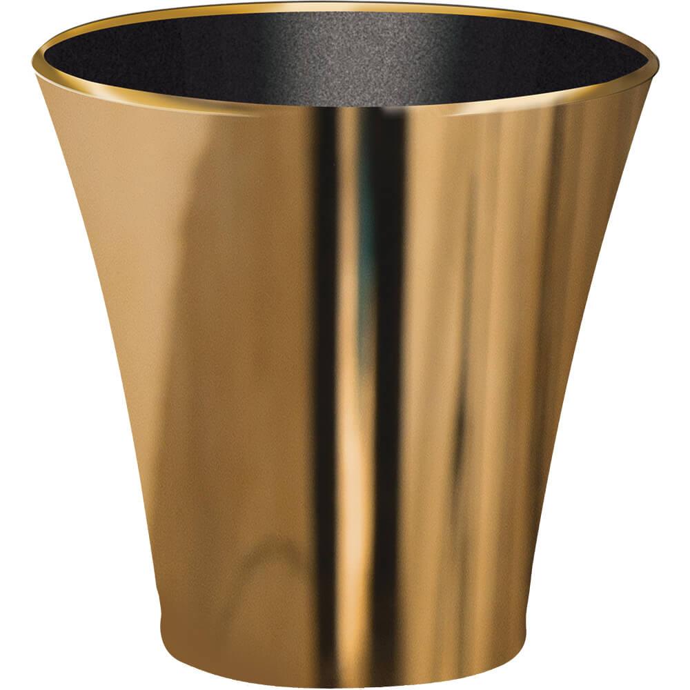 Champanheira Classic Dourada Metalizada Poliestireno 4,5 Litros