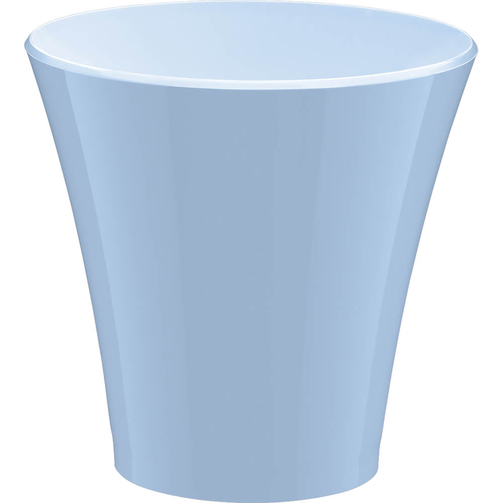 Champanheira Classic Azul Bebê Poliestireno 4,5 Litros