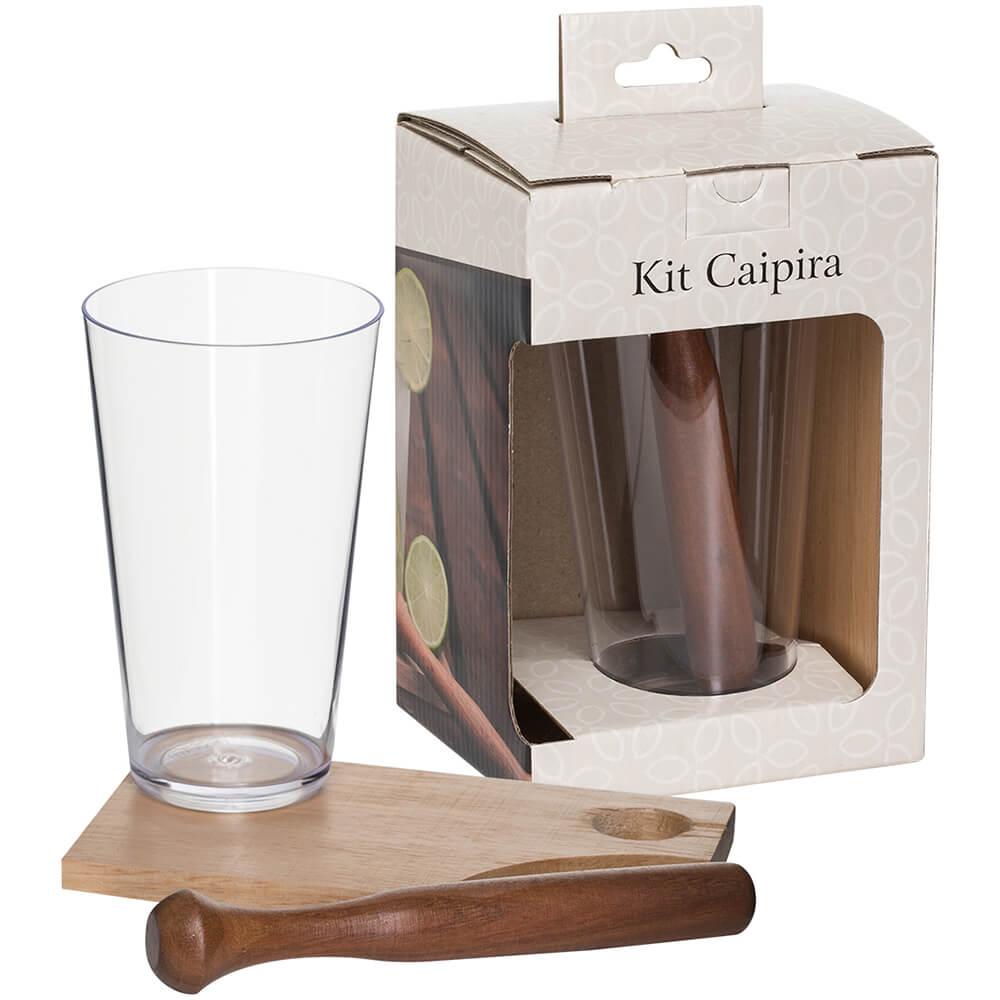 Kit Caipira Econômico 3 Peças Boccati
