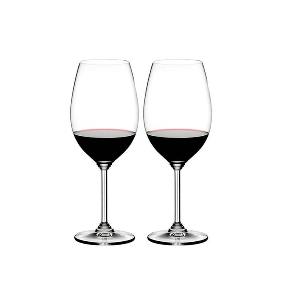 Conjunto 2 Taças Riedel Wine Syrah 650ml