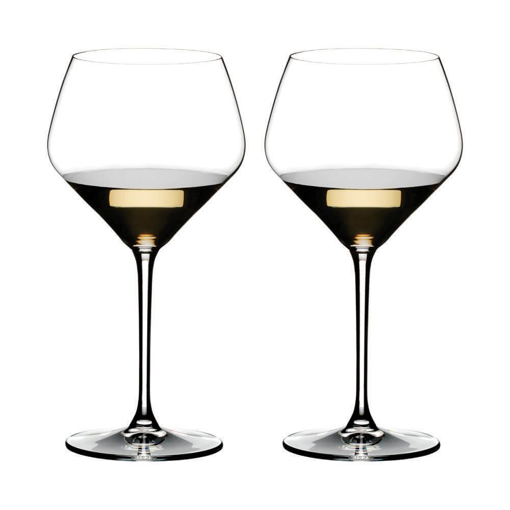 Conjunto 2 Taças Riedel Heart to Heart Oaked Chardonnay 670ml